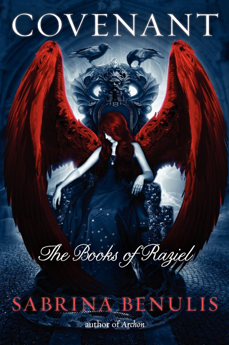 Covenant: The Books of Raziel by Sabrina Benulis (April 1, 2014) Harper Voyager