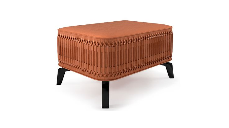 Flame Bench  | Flame Bench exudes the passion for design through its structured but yet feminine silhouette. In a bold colour and with a refined blend of fabrics,... view details on www.treniq.com