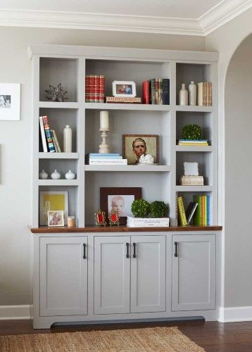 71 Best Shelf Styling Images On Pinterest  Home Ideas Libraries Adorable Shelves In Living Room Design Design Ideas