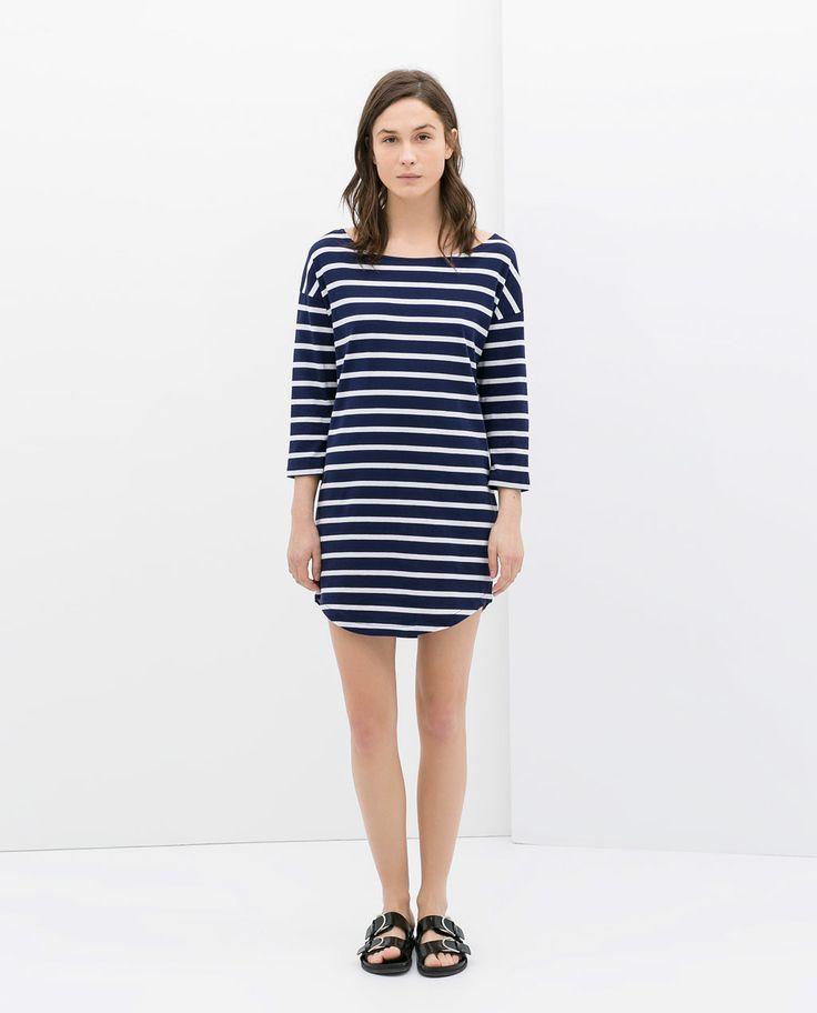 Image 1 de ROBE COTON ORGANIQUE de Zara