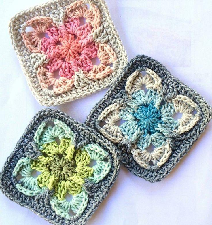 29 best Blanket Demelza images on Pinterest | Mandalas, Crochet ...