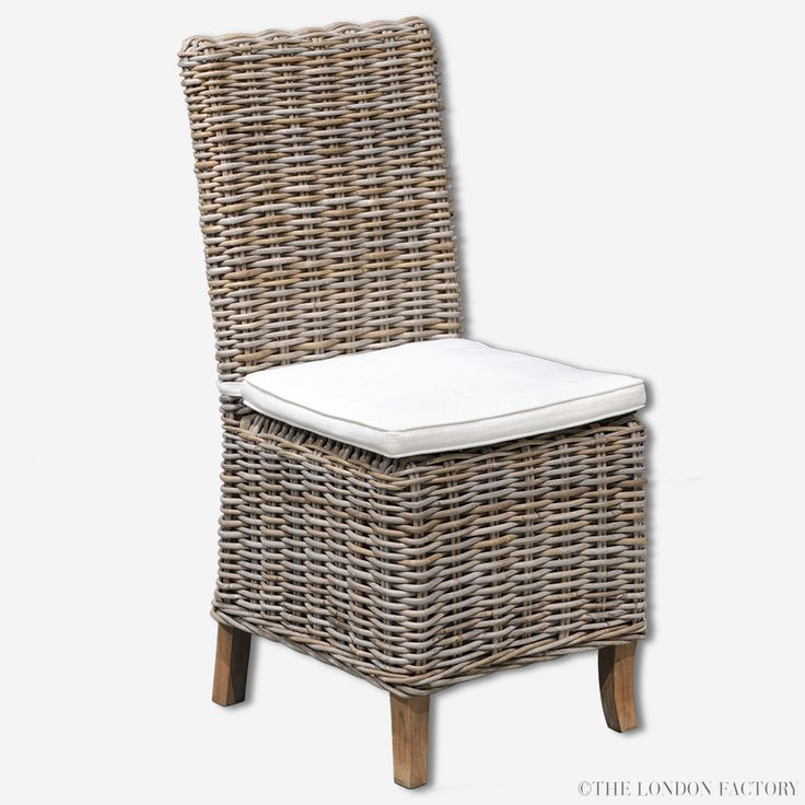 25+ best ideas about Rattan dining chairs on Pinterest | House ...