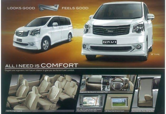 Kredit Toyota Nav 1 Bandung