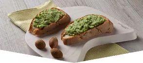 Pesto di broccoli e mandorle
