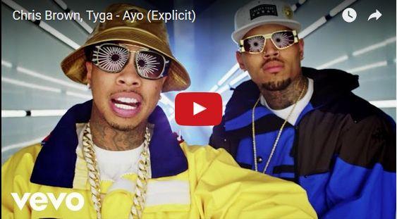 Watch: Chris Brown, Tyga - Ayo (Explicit) See lyrics here: http://chrisbrown-lyrics.blogspot.com/2016/11/ayo-lyrics-chris-brown-with-tyga.html #lyricsdome
