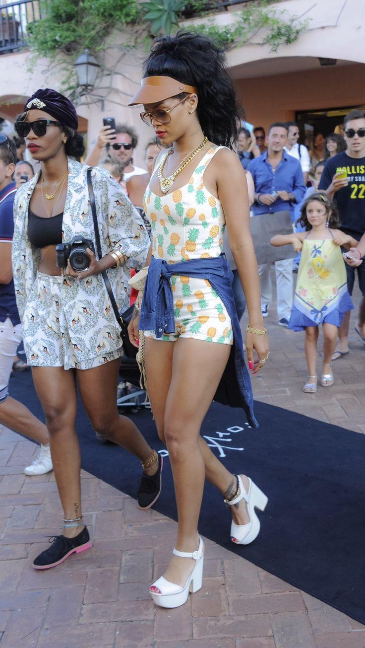 Outfits Rihanna