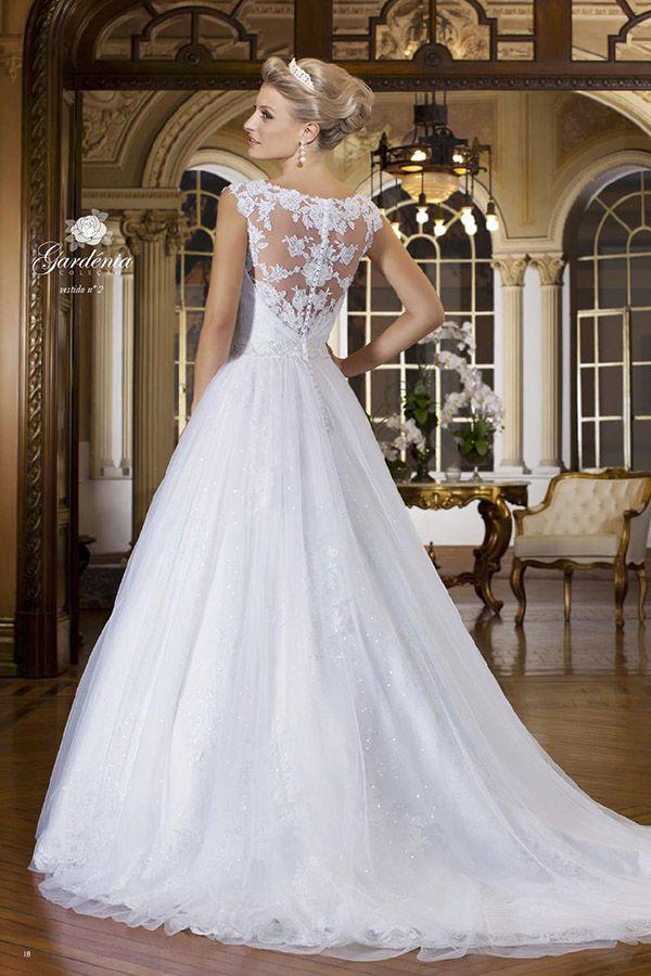 Flor Gardênia: a inspiração da Center Noivas para vestidos deslumbrantes   Folha Vitória