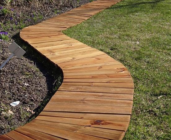27 Best Wooden Path Images On Pinterest