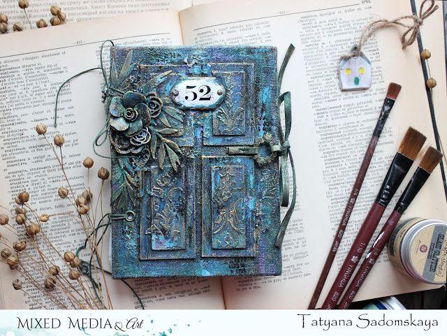 Вот как-то так ...: Таинственная дверь / ДК МixedМediaАrt