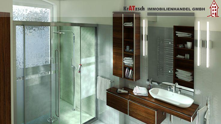 Was erwarten Sie von Ihrem Bad?  Hier können wir es verwirklichen.  Alle Bäder haben ein Fenster und lassen sich nach ihren Wünschen ausstatten, egal ob Dusche, Badewanne, oder einfach beides.