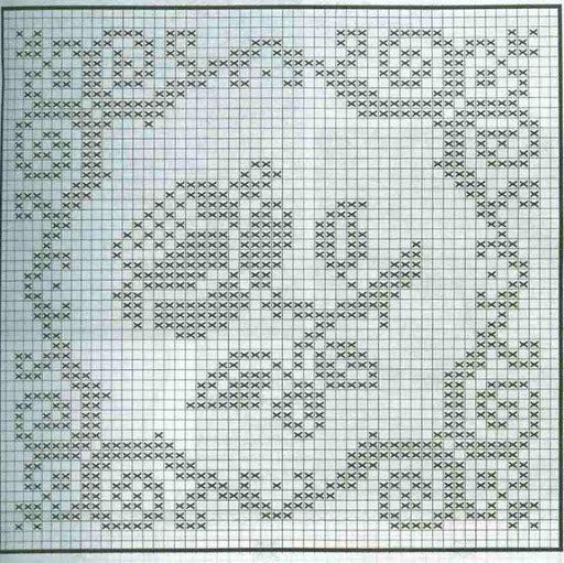 Filets, Filet Doilies, Etcetera; Sep 10, 2011 - lee ann hamm - Álbumes web de Picasa