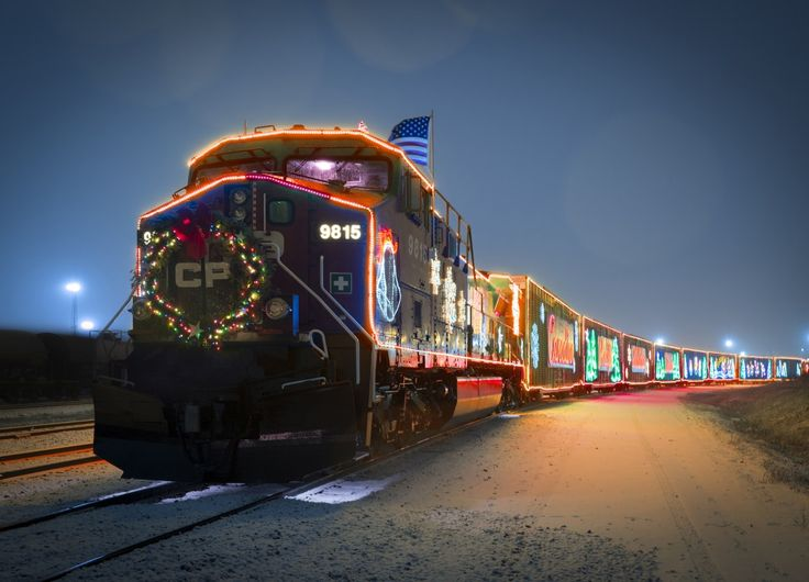 Holiday Train in Parry Sound on parrysoundtourism.com