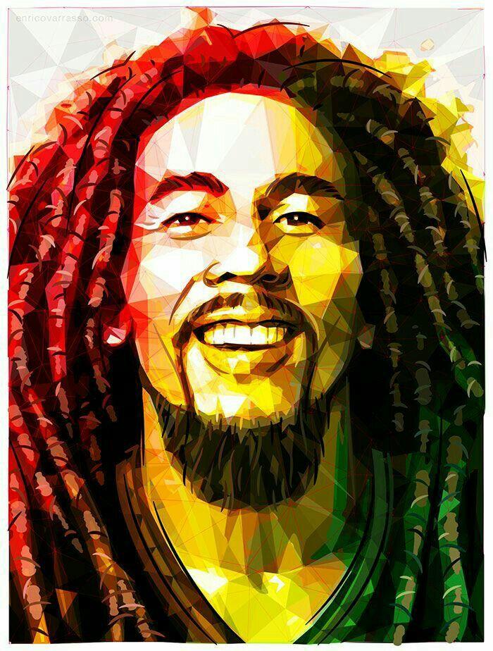 103 best Bob Marley Art images on Pinterest | Bob marley art, Music ...