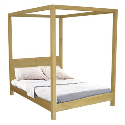 1000 ideas about cheap canopy beds on pinterest curtain rod canopy canopy bed curtains and. Black Bedroom Furniture Sets. Home Design Ideas