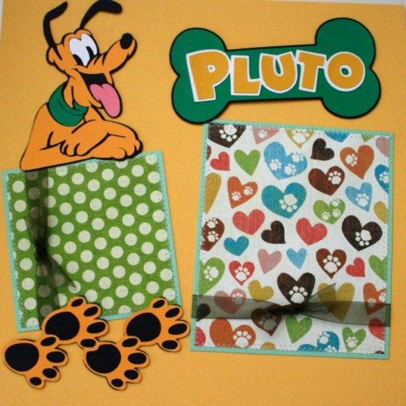 Pluto Paper