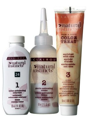 This at-home hair-color kit dyes hair without using ammonia and lasts through 28 shampoos....