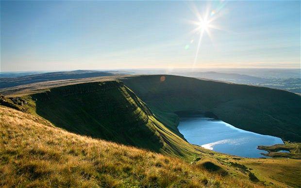 Llyn y Fan Fach, Brecon Beacons National Park | Wales