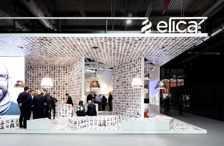 Labics - Elica Stand Eurocucina 2016
