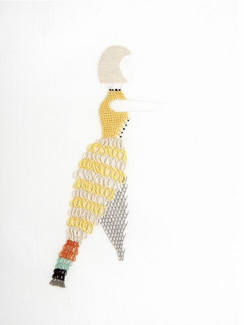 Argentinean artist Guillermina Baiguera