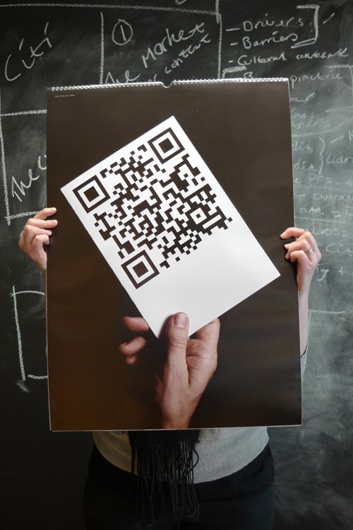 28 best qr code in the city images on pinterest qr codes campaign finally a good execution of a qr code fandeluxe Gallery