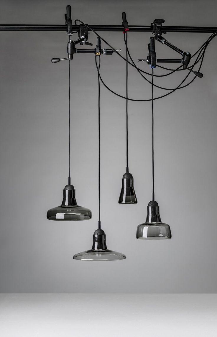 1240 best LUZ images on Pinterest | Industrial lamps, Chandeliers ...