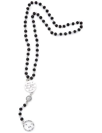 Cat Hammill Heritage Woven Rosary