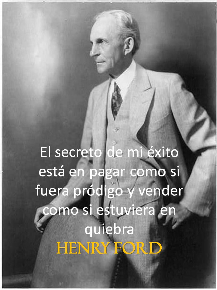 henry ford frases - Buscar con Google