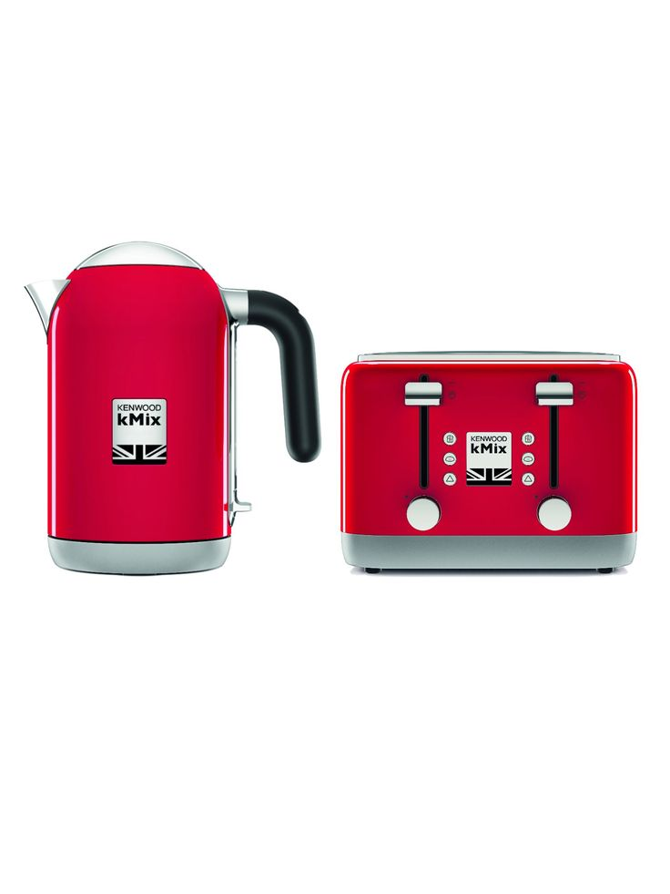 Kenwood K Miz Breakfast Range in Red