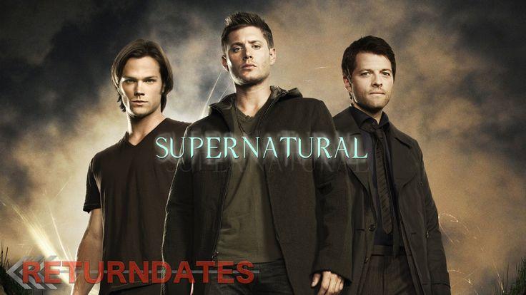 Supernatural 2017 return premiere release date & schedule & air ...