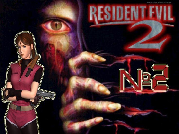 Resident Evil 2 прохождение Клэр А часть 2 .