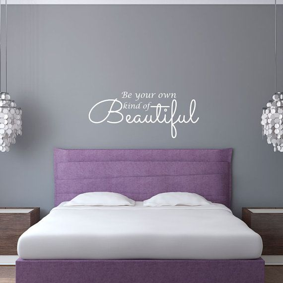 Best  Wall Quote Decals Images On Pinterest Home Decor - How to put a vinyl decal on a wall