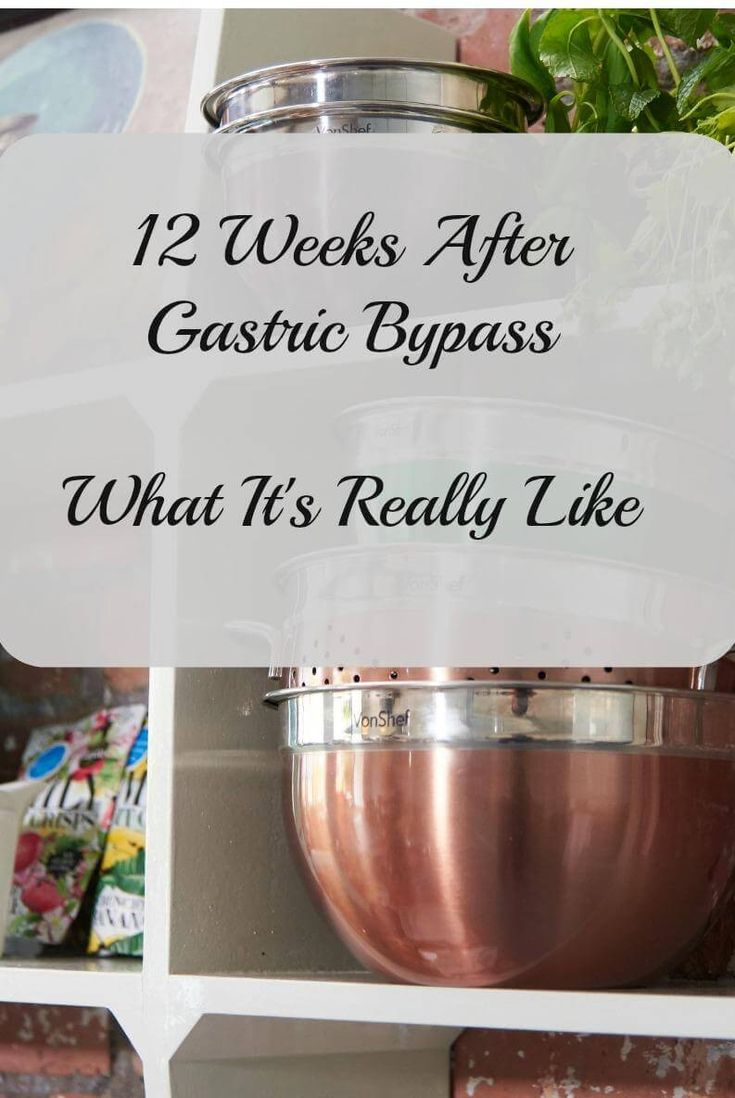 After having a Gastric Bypass 12 weeks ago, I'm sharing the reality of what it's like for me, how i feel and how well I'm doing with my weight loss. For more come and read my Gastric Bypass Journey on the Daysinbed.com Blog