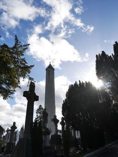 Glasnevin Cemeter, Dublin, Ireland, UK