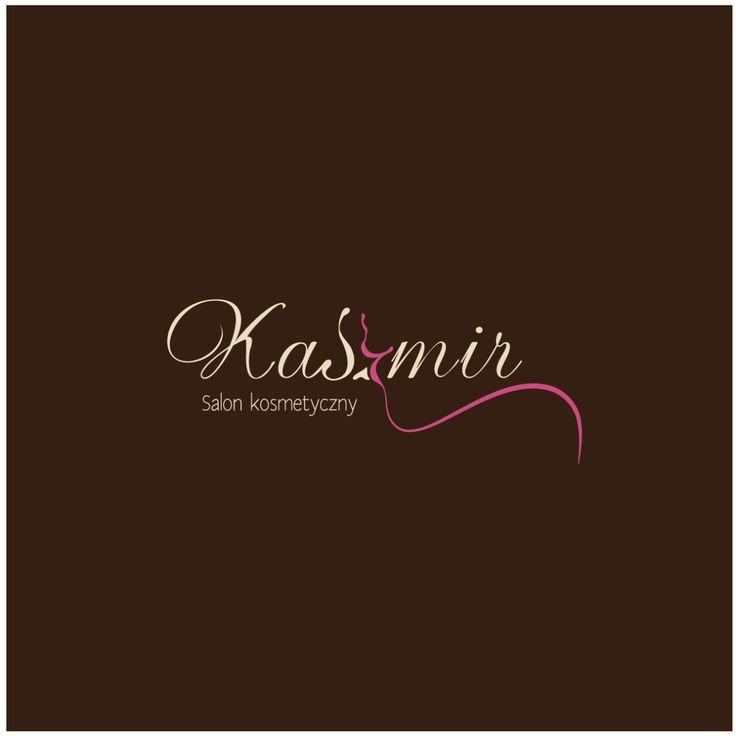 Logo, ulotka i wizytówka Salon kosmetyczny Kaszmir