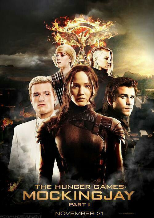 *spioler* Ok but johanna was only in it for 2 seconds. Other than that it's a really great fan made poster!!!