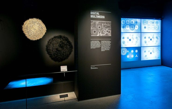 Design by Toko Love Lace Awards Powerhouse Museum Sydney Exhibition branding
