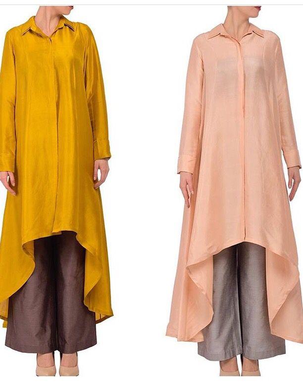 Manish Malhotra # asymmetry # fusion tunics #