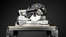 Festool Kapex Miter Saw blade down
