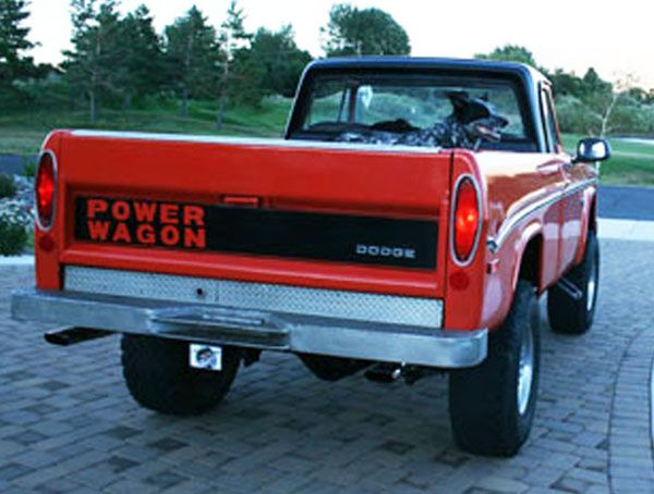 Dodge Truck Parts >> Mopar Truck Parts Dodge Truck Photo Gallery Page 371 Four By