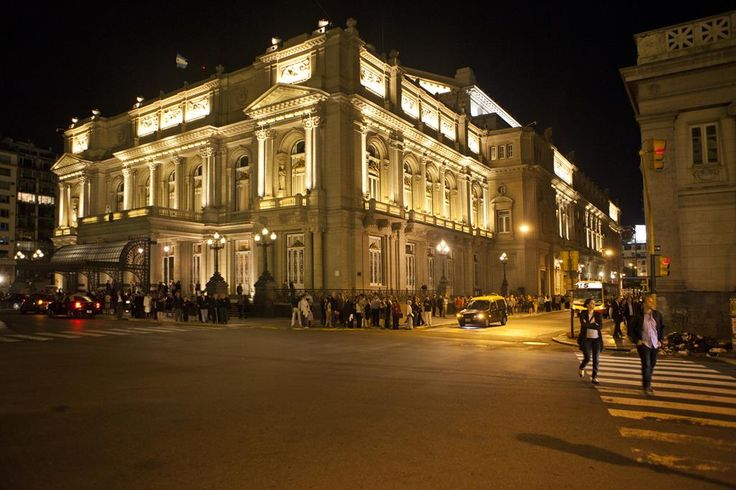 Teatro Colón, #BuenosAires   Más info en www.facebook.com/viajaportupais #ArgentinaEsTuMundo #Arquitectura #Architecture #Travel #Viajes #Argentina