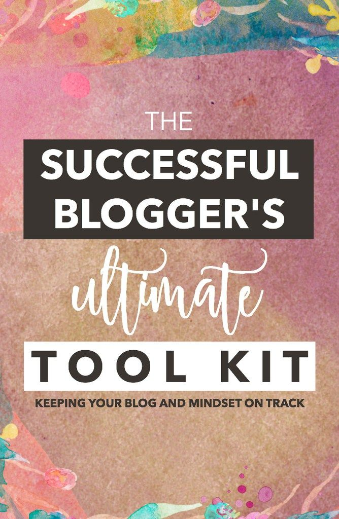 The ultimate resource for bloggers and online entrepreneurs