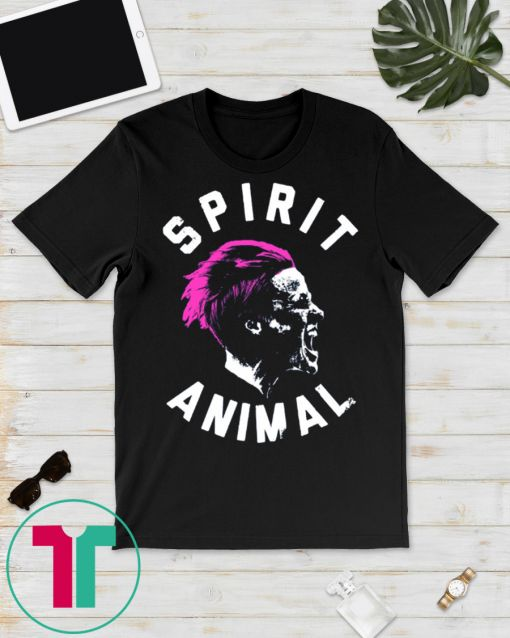 Megan Rapinoe Spirit Animal US Womens Soccer v2 Gift Tee Shirt