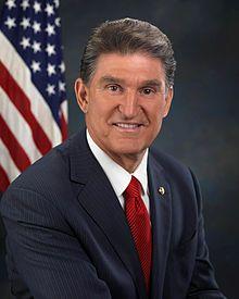 Joe Manchin official portrait 112th Congress.jpg