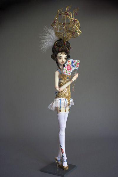 Lolita: Bychkova Dolls, Bychkova S Dolls, Enchanted Dolls, Artisan Dolls Marina, Dolls Marina Bychkova S, Beautiful Dolls, Bychkova Enchanted, Art Dolls, Bjd Dolls