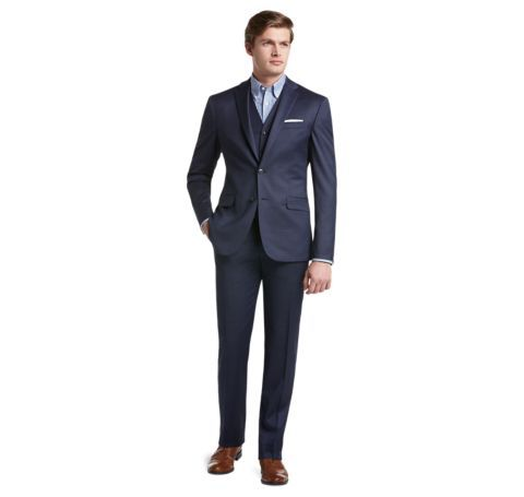 1905 Collection Slim Fit Suit Separate Jacket