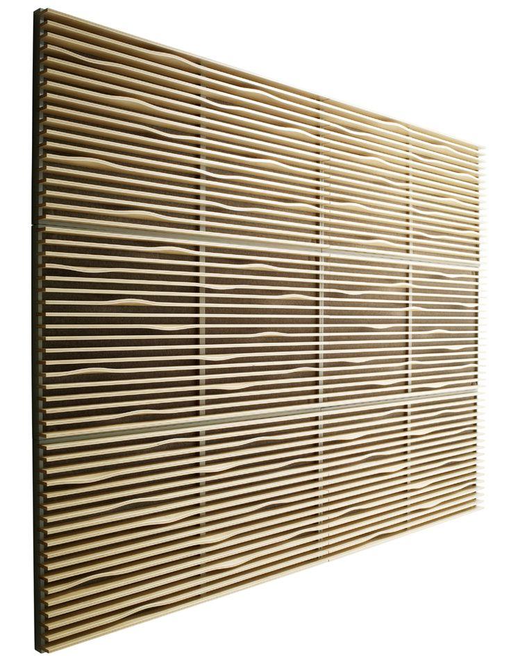 scandanavian acoustical panels