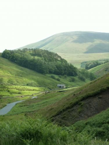 The Forest of Bowland, Lancashire, England