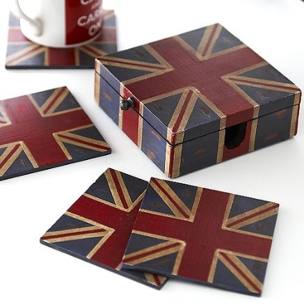 #coasters #anglophile I so want these =)