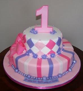 Birthday Cakes: 1st Birthday Cakes For Girls | Order Birthday Cake Online