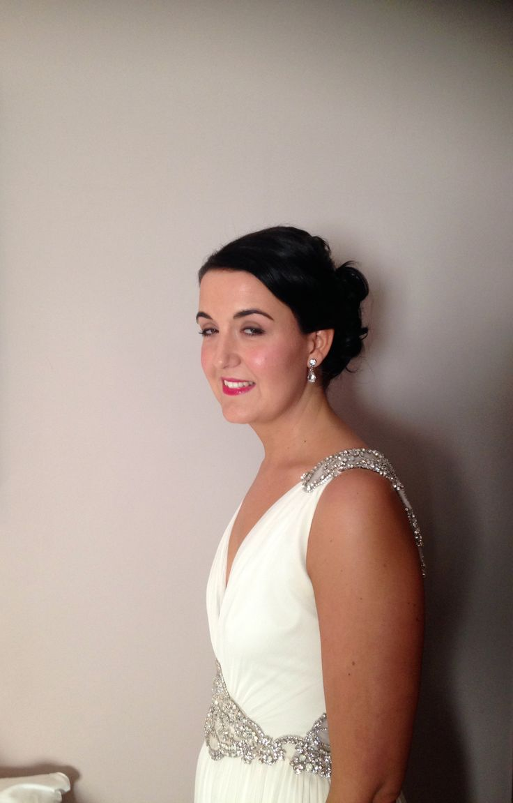 Charlotte - Hair by Nicky McKenzie based in Farnham Surrey - Wedding Hairstyles www.hairbynickymckenzie.co.uk